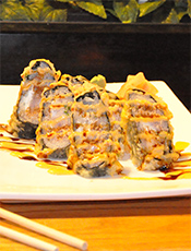 Outer Banks Japanese Sushi Takeout Specials
